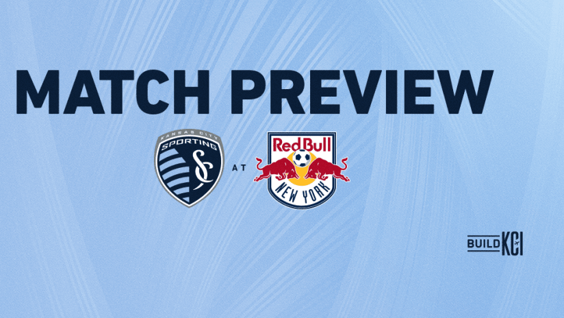 Match Preview graphic - Sporting KC at New York Red Bulls - April 17, 2021