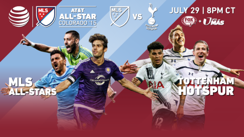 2015 MLS All-Star Game DL image