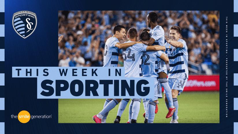 This Week in Sporting - Sept. 13, 2021