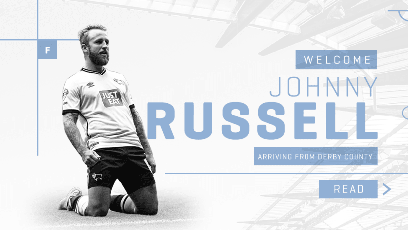 Sporting KC signs Johnny Russell - 2 Across DL