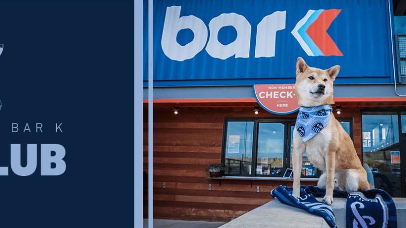 Sporting KC Bar K Partnership - DL Image