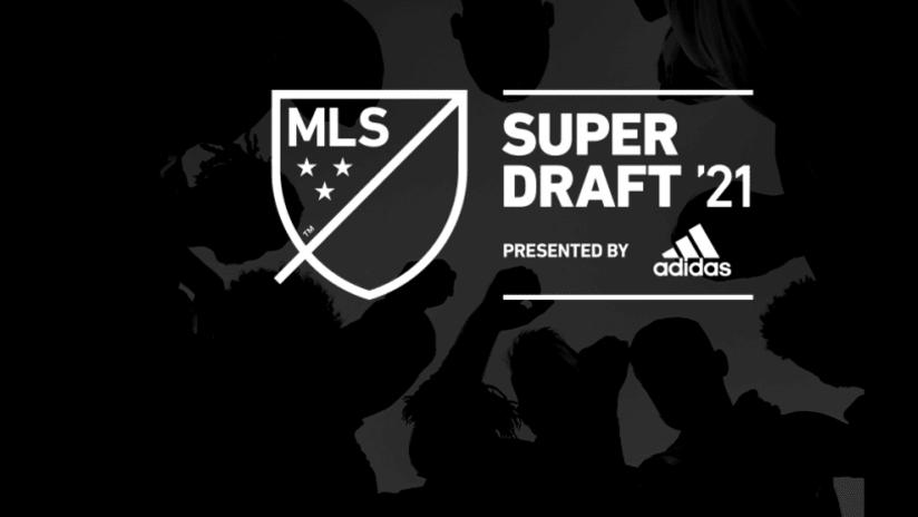 2021 MLS SuperDraft image - players version