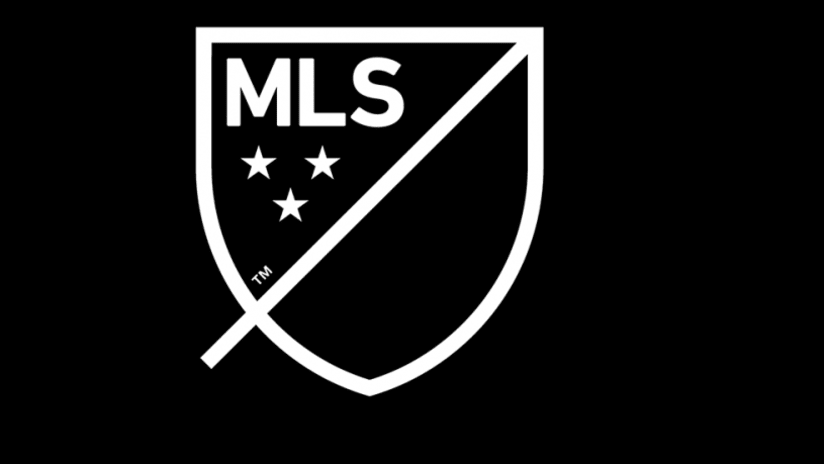 MLS Logo - black and white