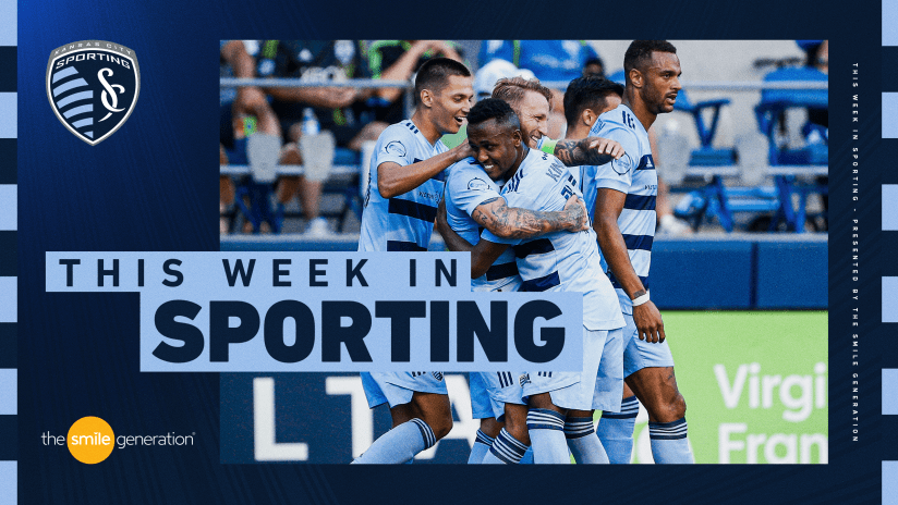 This Week in Sporting - July 26, 2021