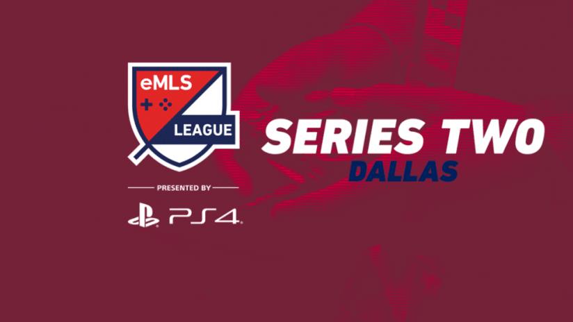 eMLS League Series Two 2019 Dallas