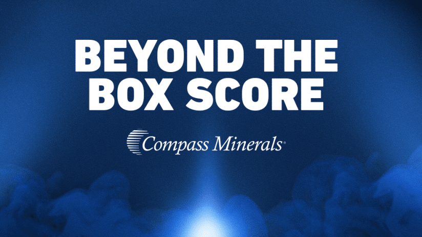 Beyond The Box Score presented by Compass Minerals