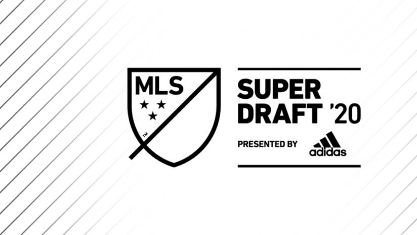 2020 MLS SuperDraft logo - DL Image