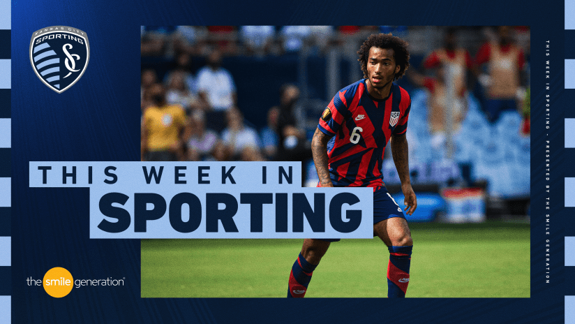 This Week in Sporting - July 19, 2021