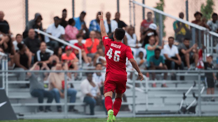 Luca Uccello vs. BSTEEL FC