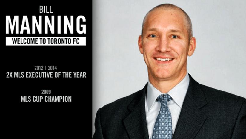 Bill Manning MLS Champ