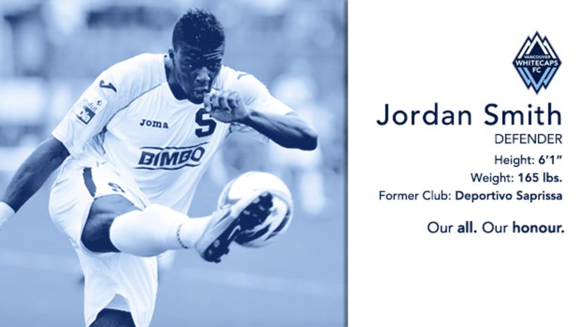Jordan Smith signing graphic (620)