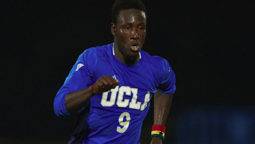 Abu Danladi - UCLA