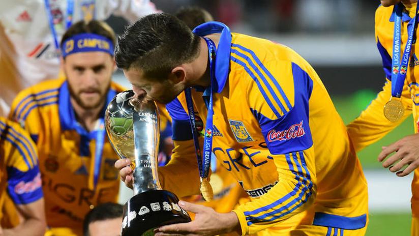 Tigres - Gignac - trophy