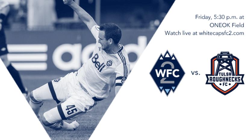 Match Preview - Tulsa vs. WFC2