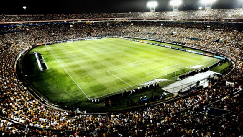 Tigres stadium - estadio universitario