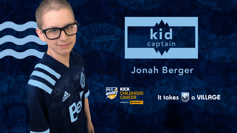 Kid Captain - Jonah Berger