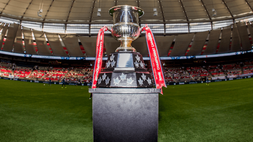 Voyageurs Cup at BC Place