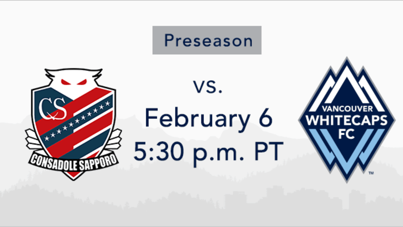Prematch - Tuesday preseason match