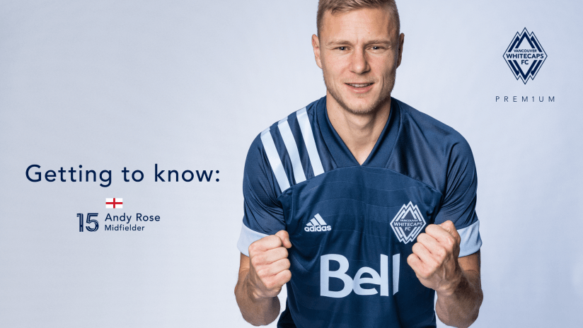 Getting to know: Andy Rose