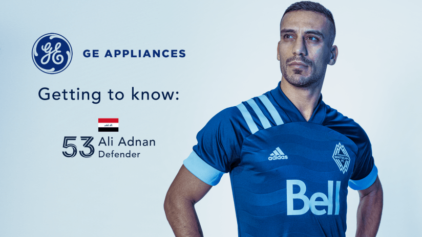 Getting to Know - Adnan