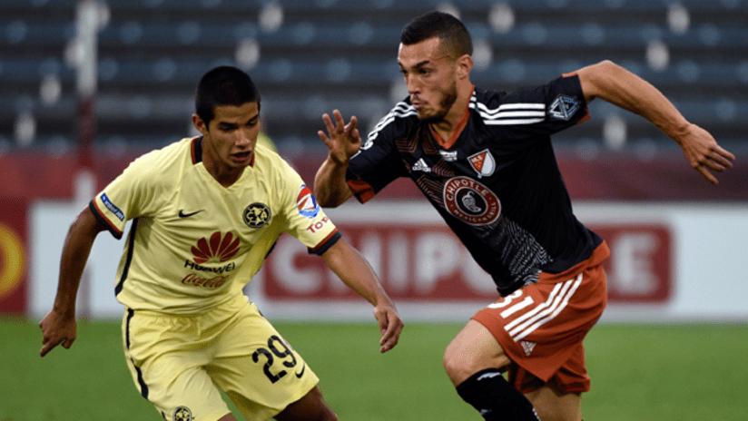 Russell Teibert - 2015 MLS Homegrown Game
