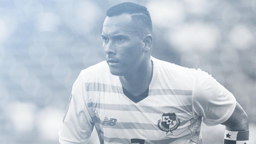 Blas Perez - signing MR