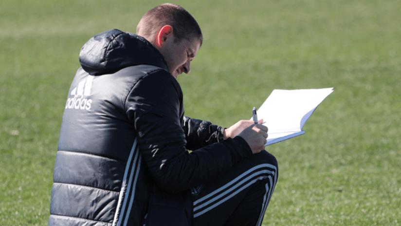 Robinson - notebook - training