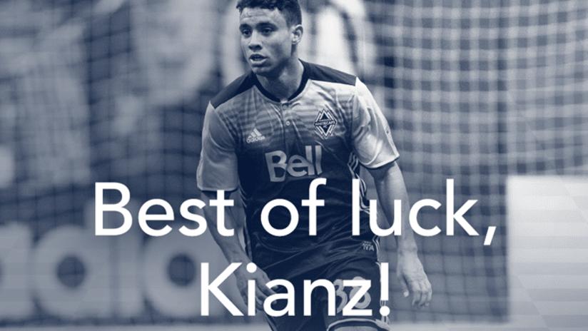 Thank you Kianz