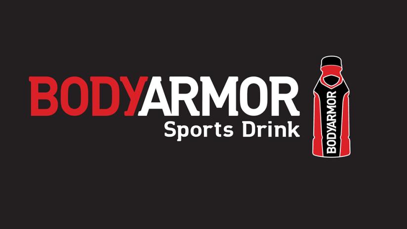 BODYARMOR - sports drink logo - primary image