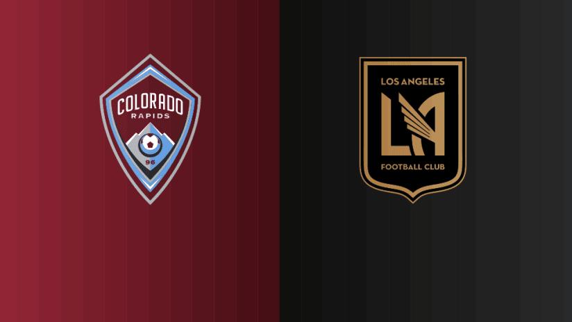 COL vs LAFC - 2020