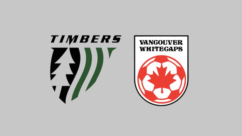 Timbers - Whitecaps logo evolution - thumbnail only