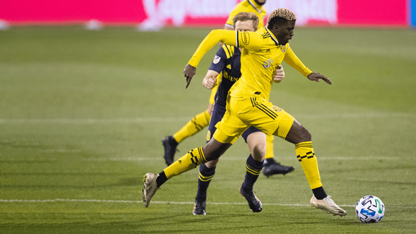 Playoffs - 2020 - Gyasi Zardes