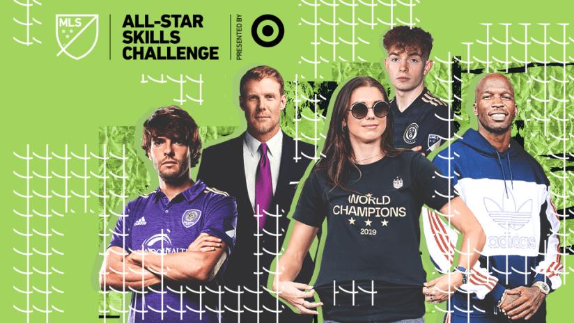 All-Star - 2019 - Skills Challenge - judges