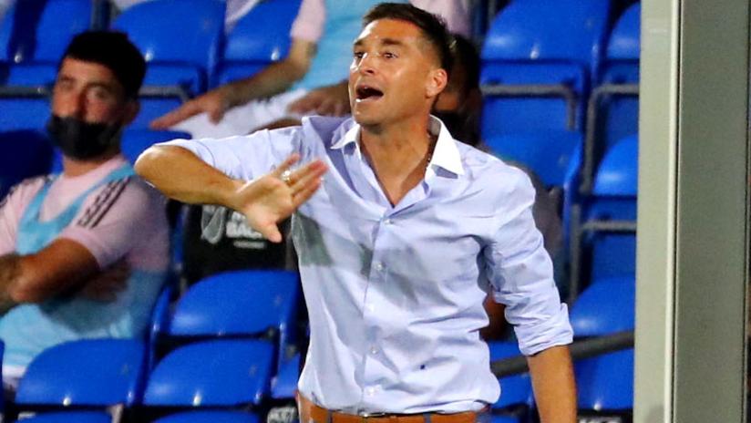 Diego Alonso - Inter Miami CF - July 8, 2020