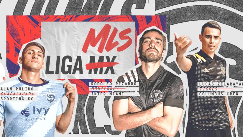 Liga MLS - primary image
