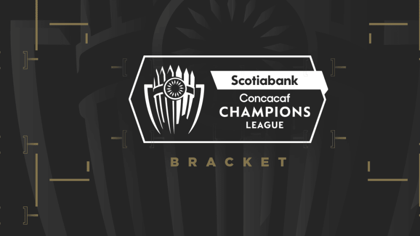 2021 Concacaf Champions League bracket