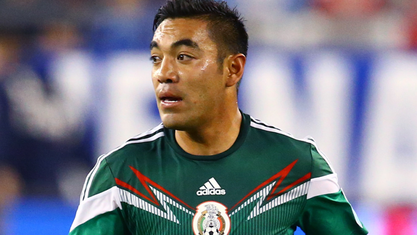 Marco Fabian - Mexico National Team - wide