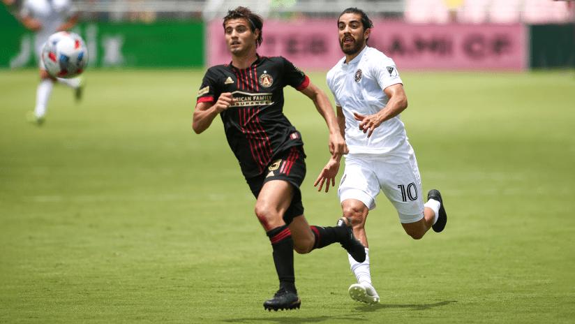 Recap: Inter Miami CF 1, Atlanta United 1