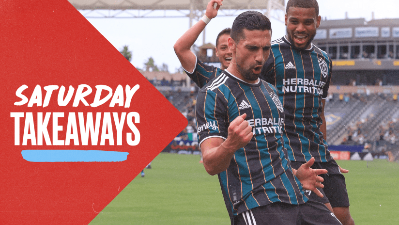 Saturday takeaways: What we learned from Week 5's action