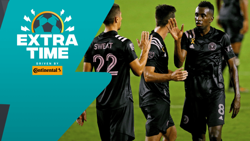Extratime: Inter Miami - celebrate a win