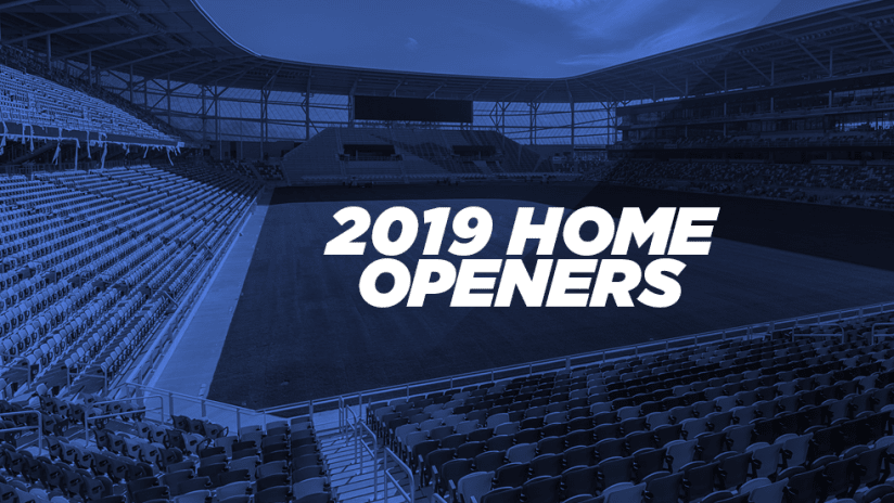 2019 Home Openers - primary image