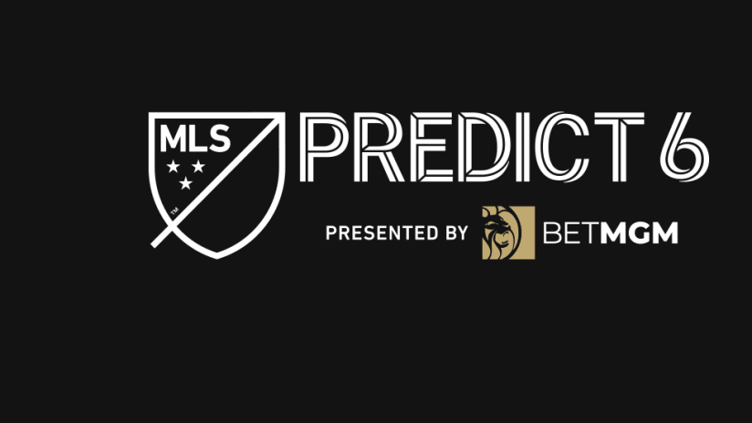 MLS Predict 6 presented by BetMGM: Your complete guide to Round 4
