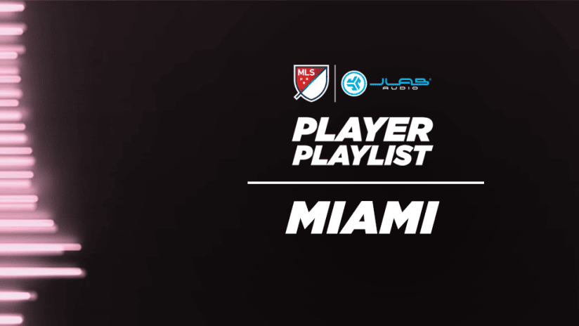 JLab - Player Playlist - Miami