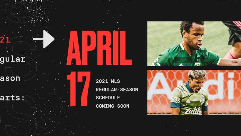 schedule - 2021 - april 17 start