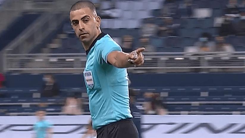 Nima Saghafi - 2020 - close up