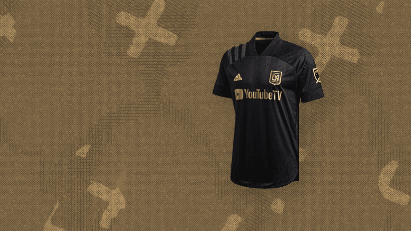 Jerseys - 2020 - LAFC - primary image