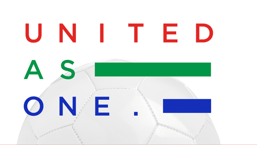 2016 World Cup Bid - primary image - united as one