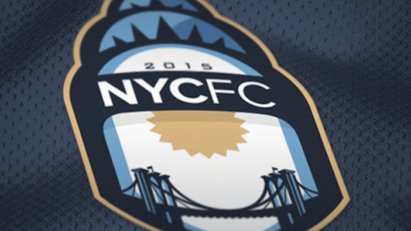 NYCFC logo design contest submission