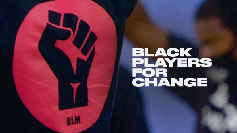 Black Players for Change - gallery - primary image