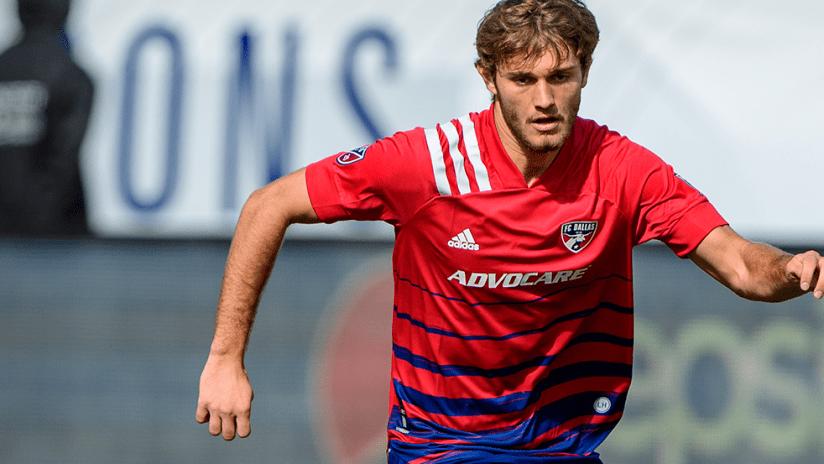 Tanner Tessmann - 2020 - FC Dallas